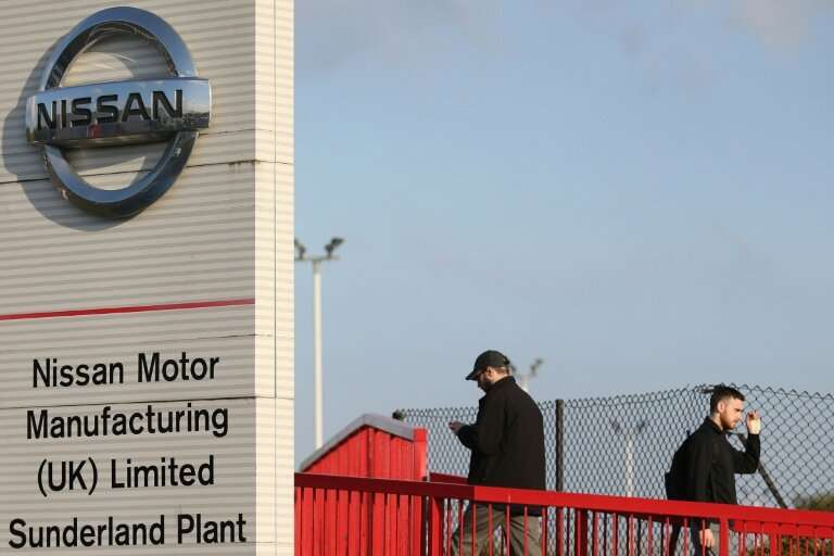 Japanese carmaker Nissan said a hard Brexit would lead them to end planned production of the X-Trail SUV at its plant in Sunderl