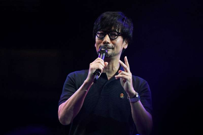 """Japanese video game designer, writer, director and producer Hideo Kojima has created """"Death Stranding"""" which centres o"""