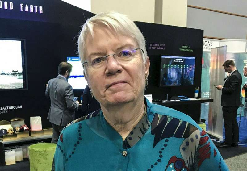 Jill Tarter of the  SETI Institute inspired the character played by Jodie Foster in the 1997 film Contact