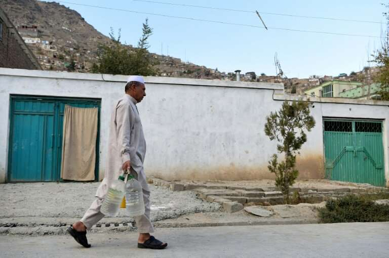 Kabul's population is expected to reach eight million by 2050, according to a report published in the Washington-based SAIS Revi