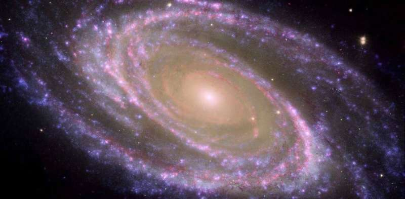Kepler's forgotten ideas about symmetry help explain spiral galaxies without the need for dark matter – new research