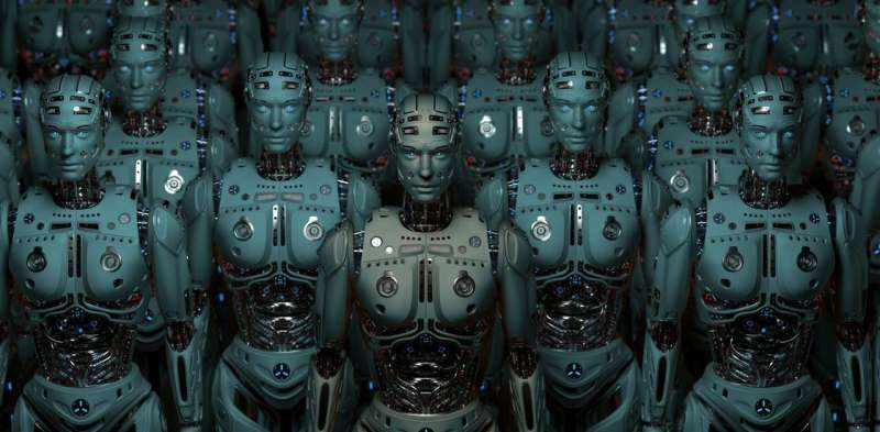 Killer robots already exist, and they've been here a very long time