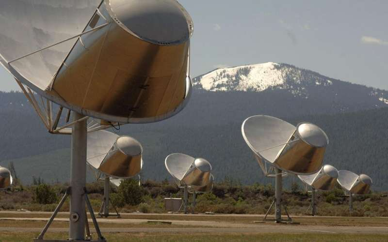 Largest data set in SETI history released to the public
