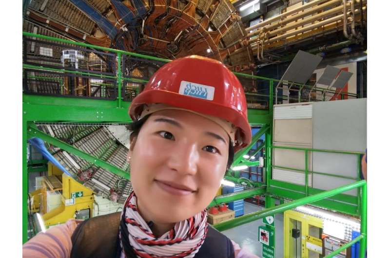 Leptons help in tracking new physics