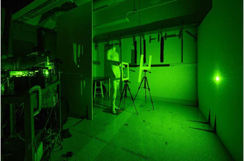 Lessons of conventional imaging let scientists see around corners