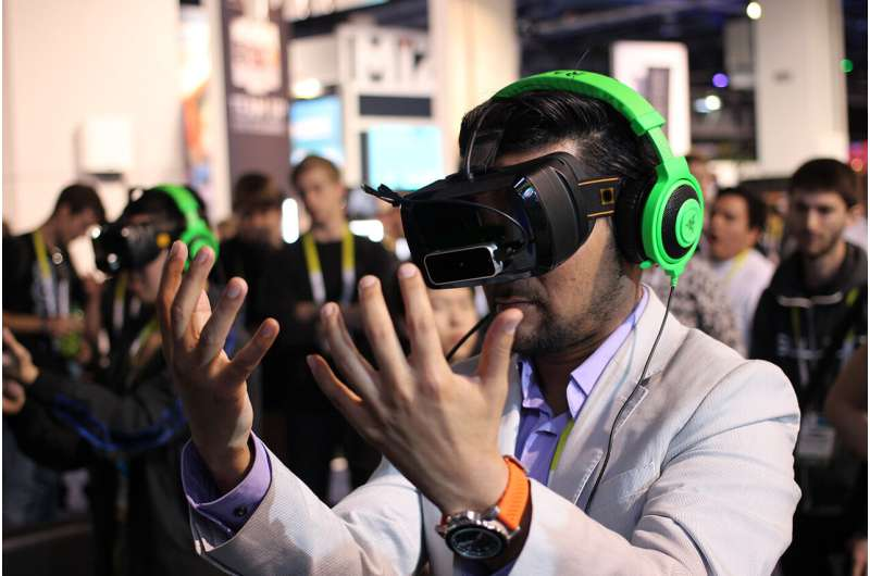 Levitation, touch and sound – how you'll be able to feel videogames in the future