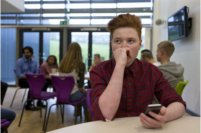 LGBTQ teens face high rate of weight-based bullying