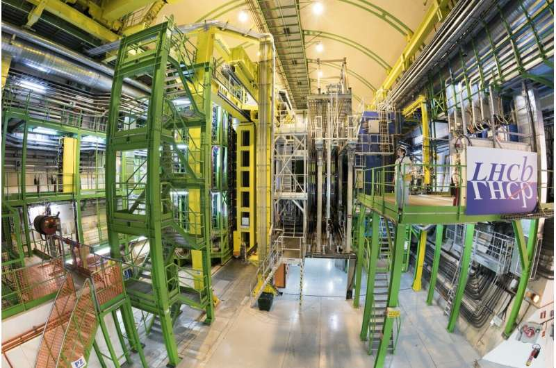LHCb catches fast-spinning charmonium particle