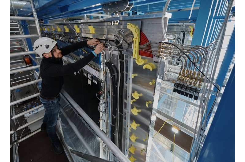 LHCb looks to the future with SciFi detector