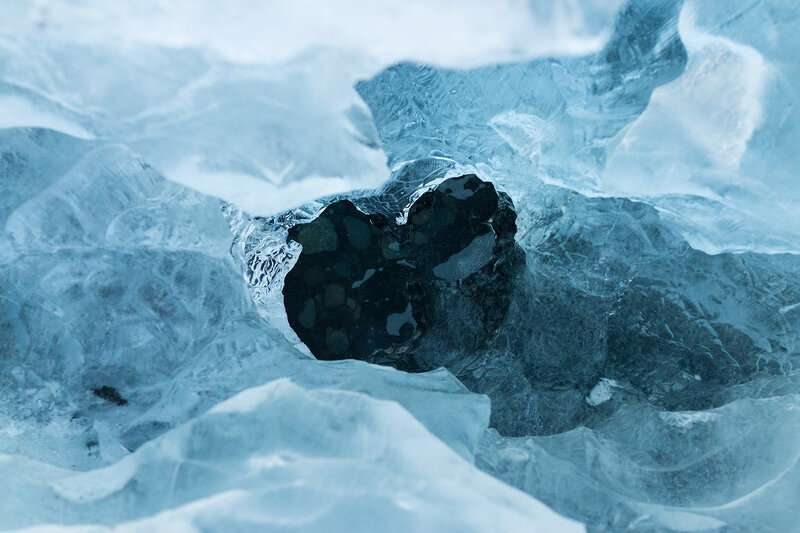 **Life in the ice in a warmer Arctic