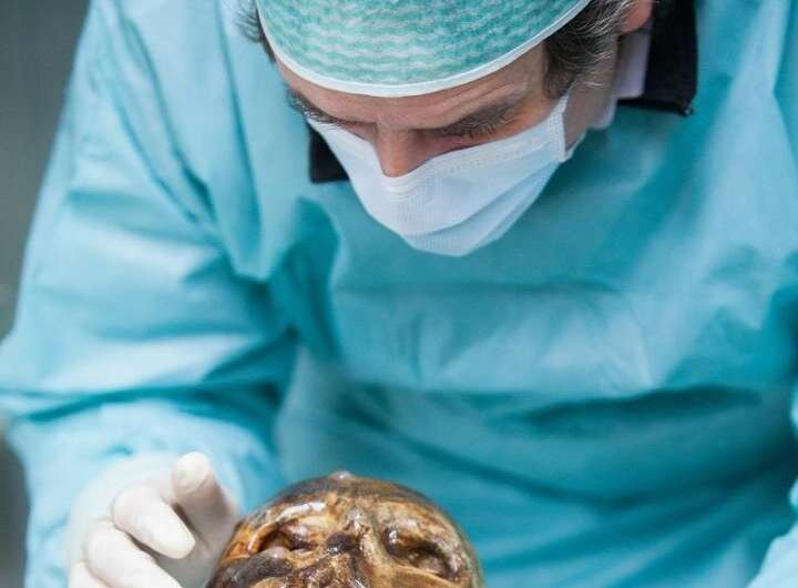 Lifestyle is a threat to gut bacteria: Ötzi proves it