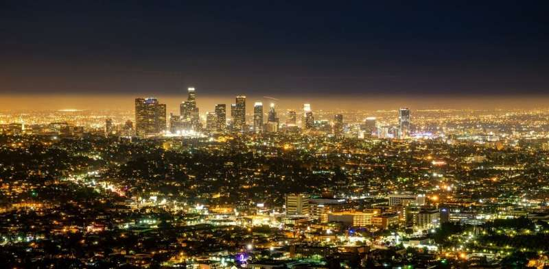Light pollution: the dark side of keeping the lights on