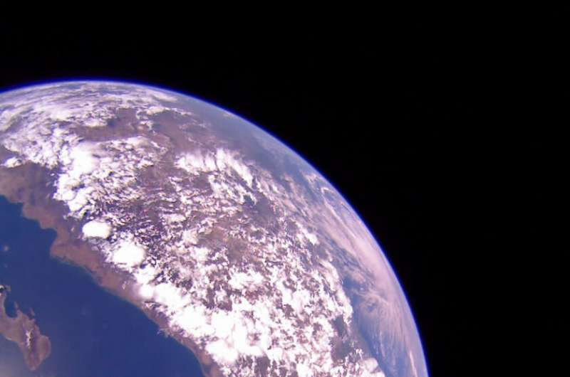 LightSail 2 is sending home new pictures of Earth