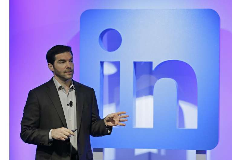 LinkedIn asks users to think beyond professional networks