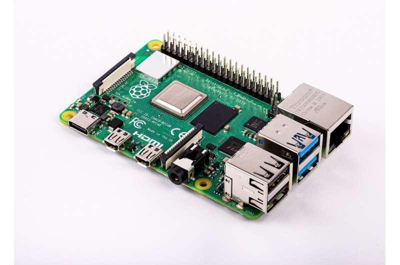 Little Raspberry Pi 4 debut marks big upgrade