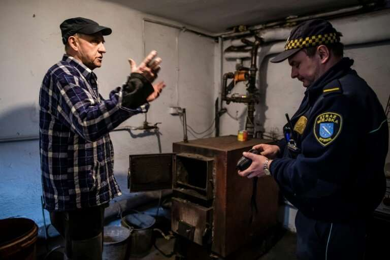 Local police are warning residents that they need to replace their antiquated coal stoves by 2021