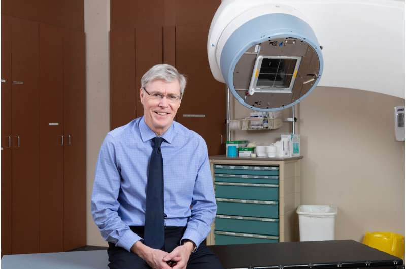 Long-term study finds faster breast cancer radiation treatment as effective as long course
