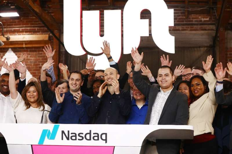 Lyft, the ride-hailing giant whose shares have been sliding since its March 2019 stock market debut, said it lost $1.1 billion i