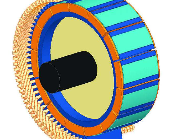 Magnets shown to create more power in electrical generators