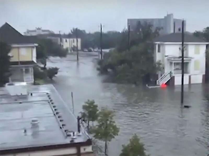 Major flooding can bring skin infection dangers