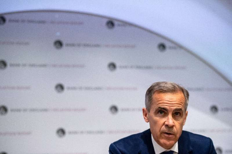 Mark Carney floated the idea of a cryptocurrency backed by central banks