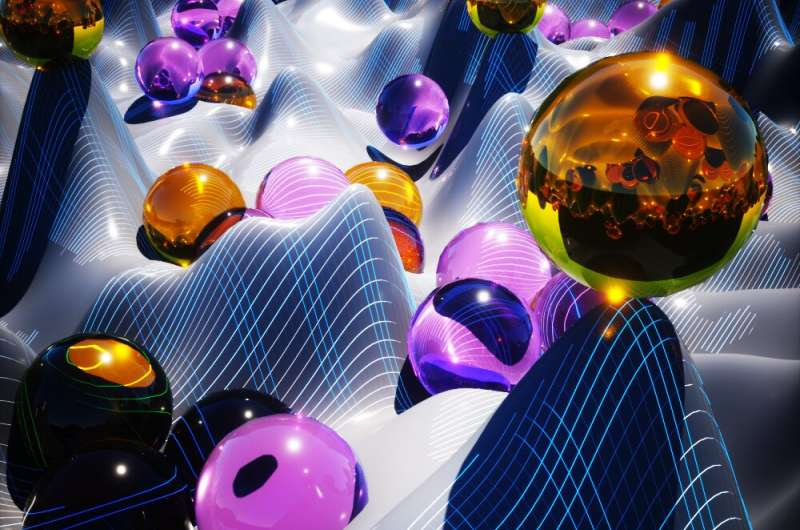 'Messy' production of perovskite material increases solar cell efficiency