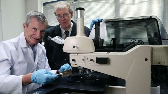 Microneedle technology gets green light