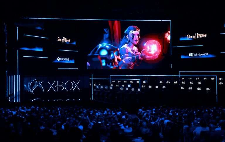 Microsoft is among the rivals Google will face in the game streaming market