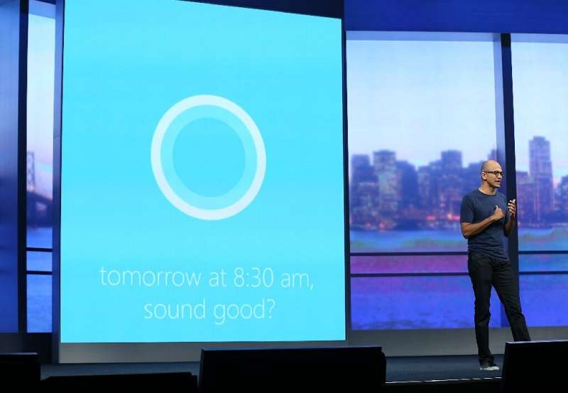 Microsoft's Cortana, like other digital personal assistants, uses humans to improve its skills but the company says it only list