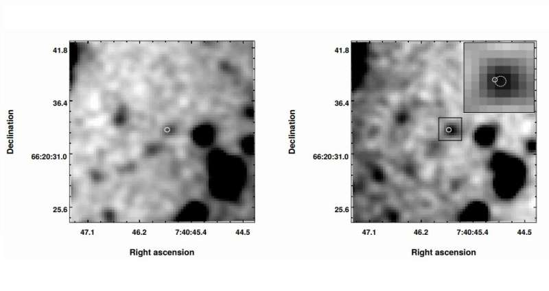 **Millisecond pulsar PSR J0740+6620 has a white dwarf companion with helium atmosphere, study suggests