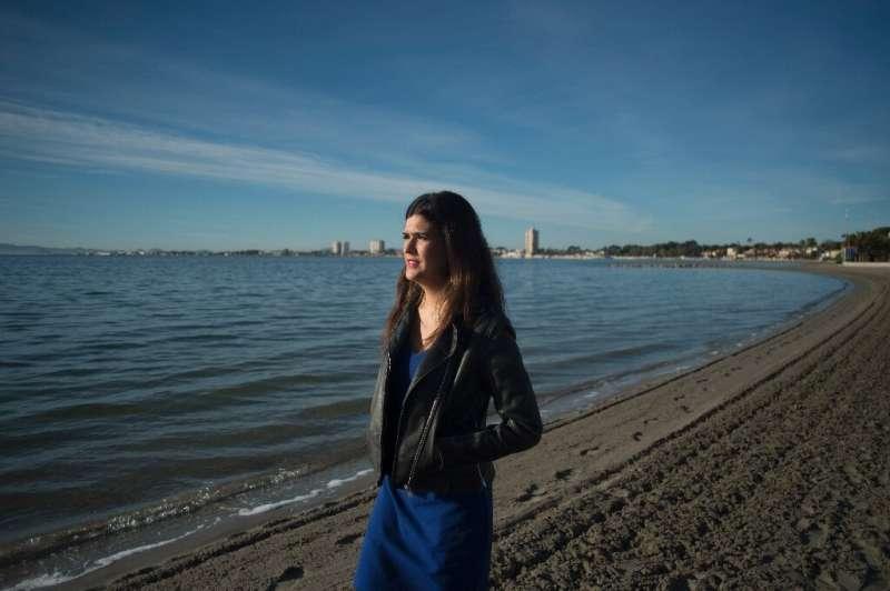 Miriam Perez says the Murcia government is confident the Mar Menor's ecosystem will recover