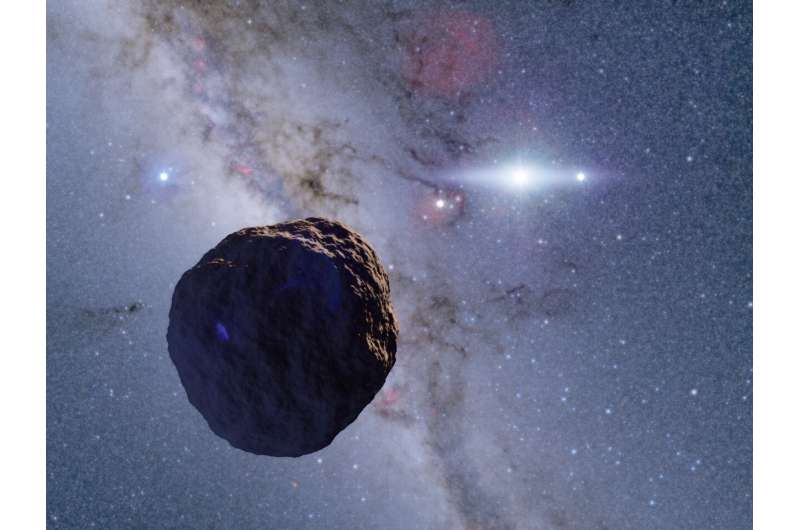 Missing-link in planet evolution found
