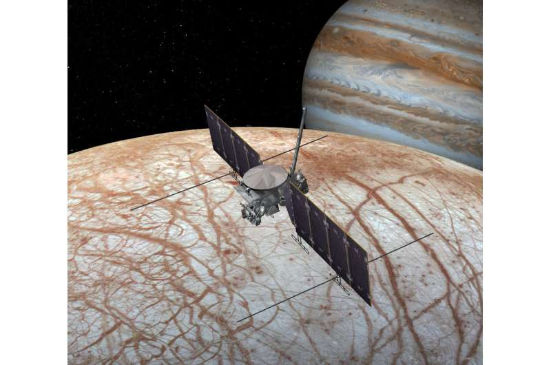 Mission to Jupiter's icy moon confirmed