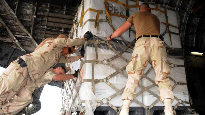Modeling tool addresses uncertainty in military logistics planning