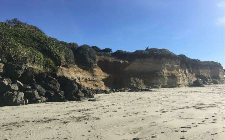 More extreme coastal weather events likely to increase bluff erosion, landslide activity