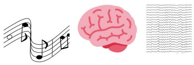 Music captivates listeners and synchronizes their brainwaves