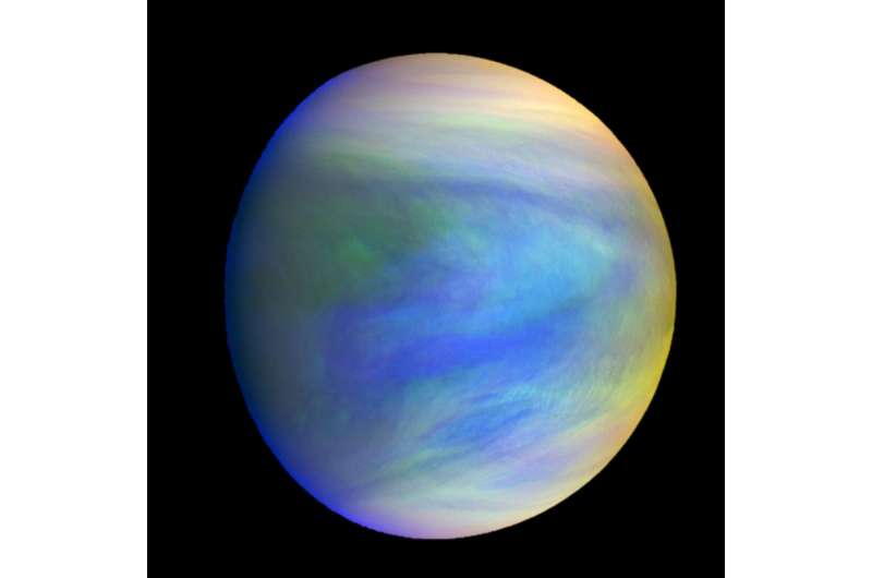 Mysterious cloud 'absorbers' seen to drive Venusian albedo, climate