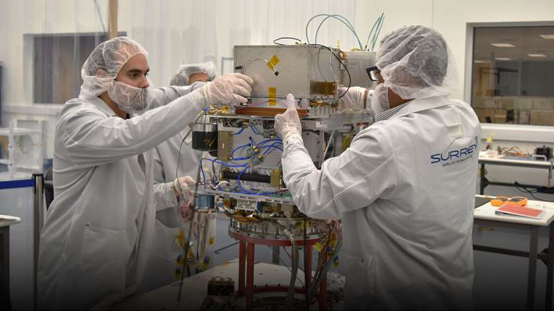 NASA activates Deep Space Atomic Clock