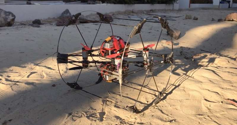 NASA designing shapeshifting robots for Saturn's moons