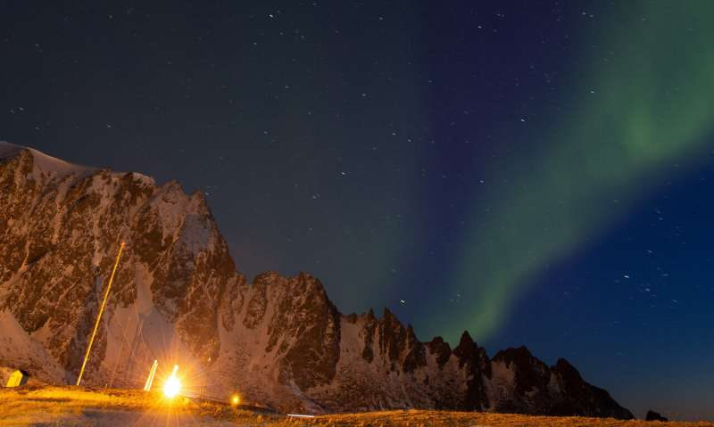 NASA launches two rockets studying auroras