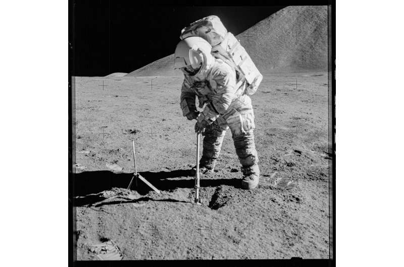 NASA's coating technology could help resolve lunar dust challenge