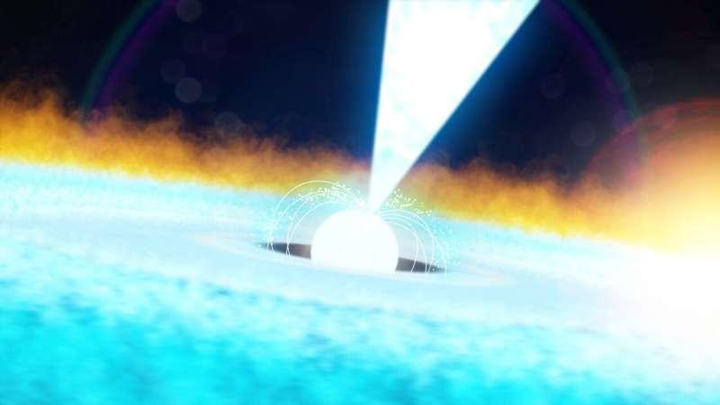 NASA's NICER catches record-setting X-ray burst