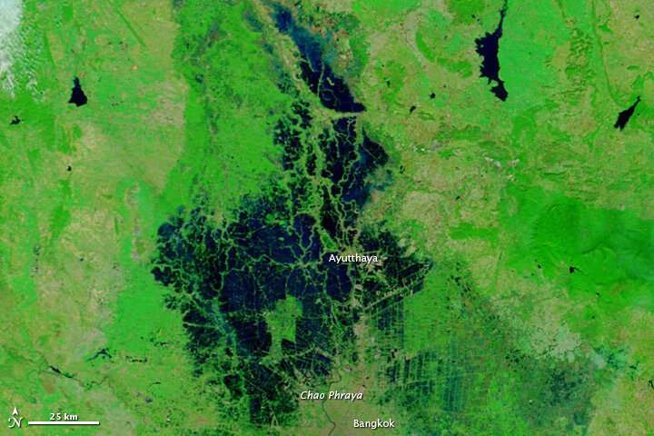NASA space data can cut disaster response times, costs