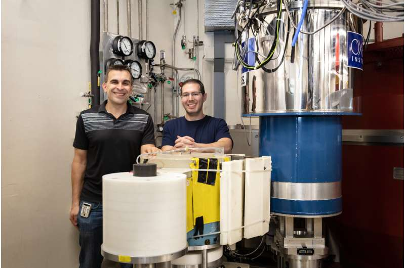 Neutrons probe ultra-cold condensate for insight into quantum matter