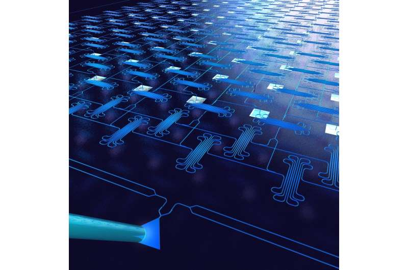 New chip poised to enable hand-held microwave imaging