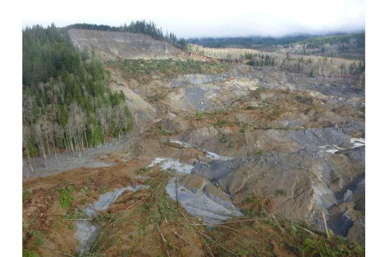 New GSA bulletin study of the 2014 Oso landslide