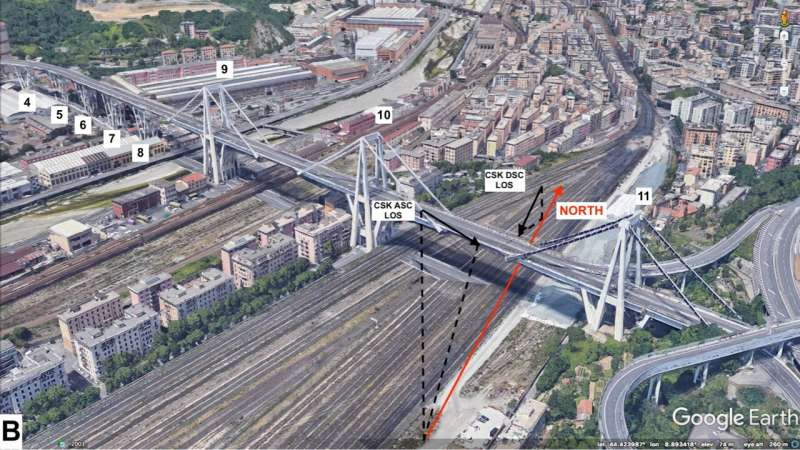 New high-definition satellite radar can detect bridges at risk of collapse from space