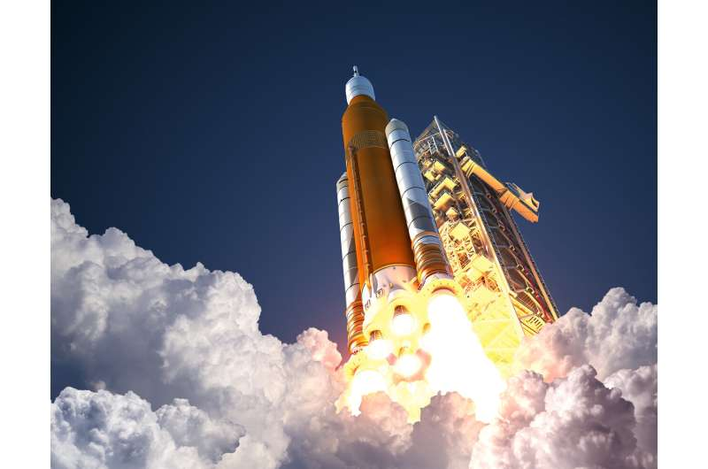 New hybrid energy method could fuel the future of rockets, spacecraft for exploration