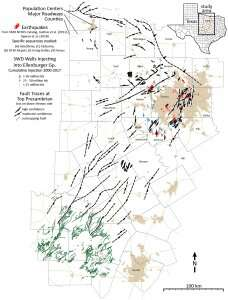 New map outlines seismic faults across DFW region