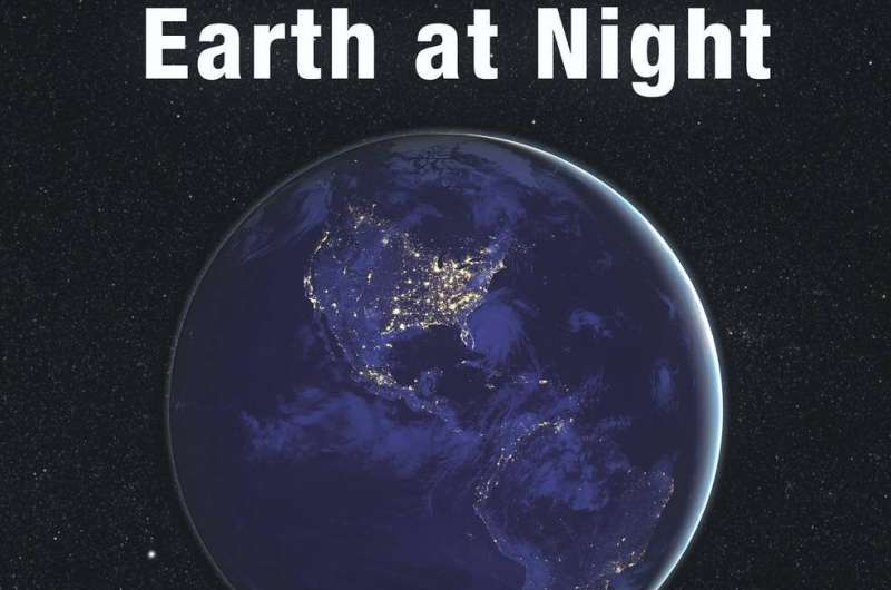 New NASA eBook reveals insights of Earth seen at night from space